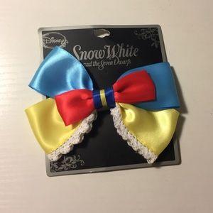 Hot Topic Disney Snow White Hair Bow